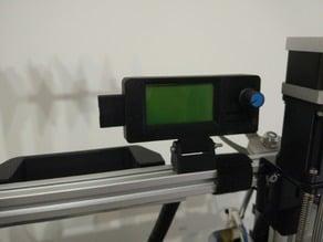 AZSMZ 12864 LCD case