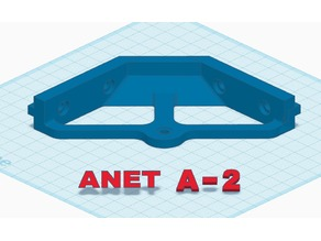 Anet A2 2020 gusset table mount