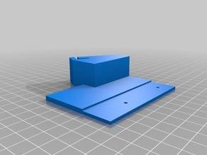 Anycubic i3 Mega Filament Sensor Mounting Bracket 2.0