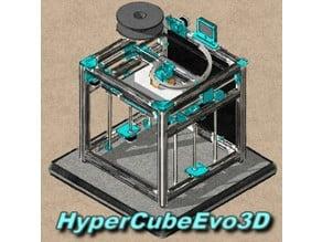 HyperCubeEvo3D