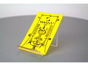 Taoist magic figure / 不好說的符