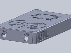 Stratux dual Nano VK-172 slim case