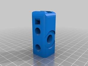 Y corner for Reprap Prusa i3 Rework