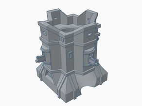 Imperial Dice Tower 2.0