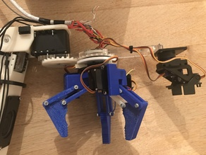 CCGS Robotics 3 pronged grabber 3.0