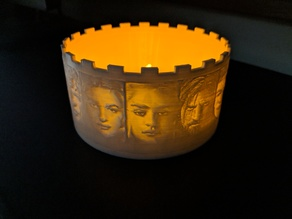 Game Of Thrones - Lamp Lithophane