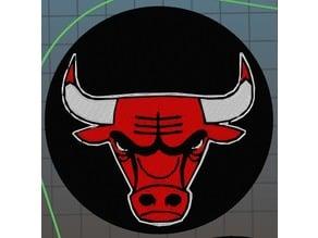 Bulls Coaster Multicolor