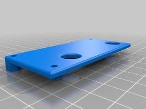 Kyosho EP Fazer series - ESC Mounting Plate