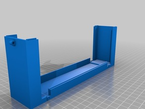 My Customized Parametric Box with Latch