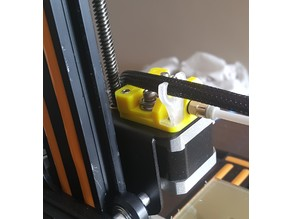 CR-10 Hotend Cable Management