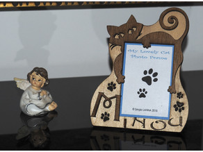 My Lovely Cat Photoframe