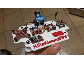 KillaKlownzFPV Test Bench - FC/VTX/OSD/CAM/RX