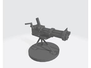 Steampunk Weapons: Valtz Gun