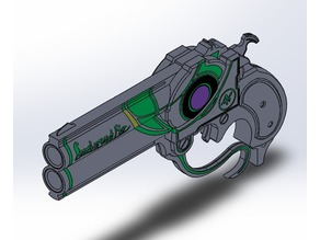 Scarborough Fair (Bayonetta's pistol)