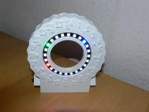 24 h LED Watch