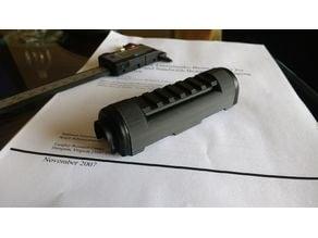 Railed (low-profile) Handguard for AK74u (Cyma)