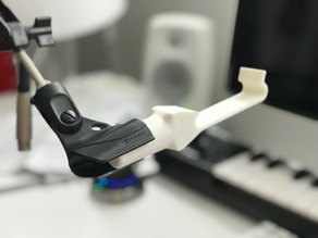 iPhone 7 Plus / iPhone X - Mic Stand adapter