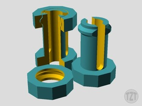 Customizer - Fastener, Snap, Rivet, Grommet, Anchor, Insert