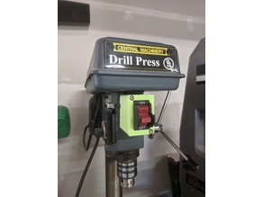 HF Drill Press Replacement Switch Box