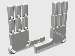 Mini movable Hand_FunMove
