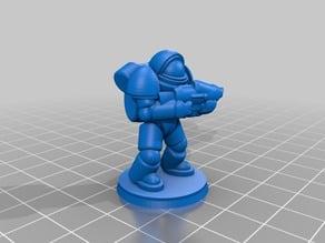 Terrorn Exoskeleton 28mm