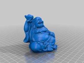 Buddha Statue 3 - 3D Scan