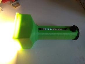 IV-25 VFD Flashlight