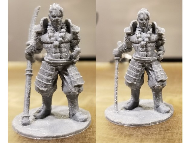 D&D Human Samurai Fighter \ Kensei Monk by doesntfearzeus ...