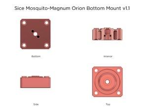 Sice Mosquito/Magnum Precision Piezo Orion Mount