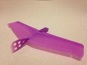 Alula-ish free flight glider