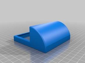 92mm fan deflector
