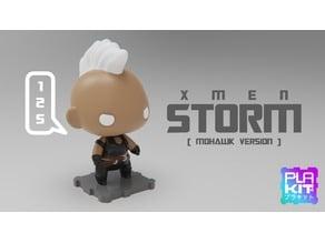 X-Men STORM (Mohawk Ver.)