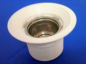 Funnel for castle Dolce Gusto pod holder