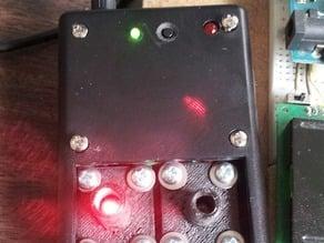 Laser & Photo Resistor Mount