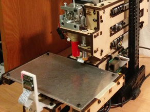 RPi and camera support for Printrbot Simple Maker's Kit (1405)