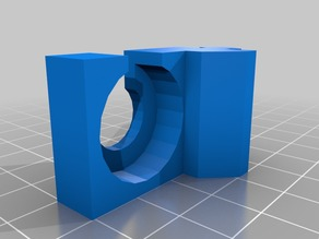Creality Ender 3 - Z Axis Bearing support flipped