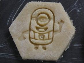 Minion Cookie Cutter
