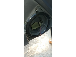 1996-2000 Honda Civic Front Speaker Adapter