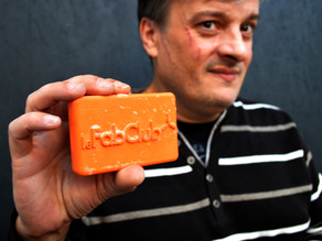 le FabClub's fraternity soap.