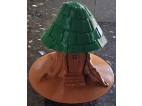 Tree Stump House Tea-Light