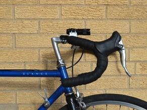 Customizable Bike Flashlight Mount