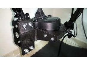 Mount Handbrake for gear shifter mount V2 Gt-Omega