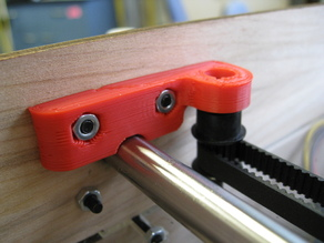 Y-Axis Idler Support Bracket for Thing-O-Matic
