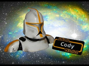 Star Wars - Cody Name Plate