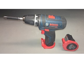 Stability Base and Clip for Bosch Hand Drill Model: PS31
