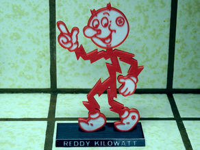 Reddy Kilowatt - Your Electric Servant