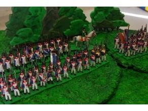 Napoleonics - Part 16 - French Infantry Mk III