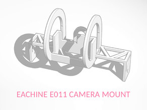 E011 camera mount / support / stand