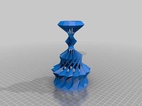 Funky Vases: Overzealous Aquarian Vase