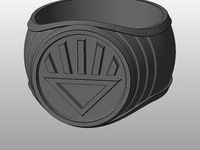Black Lantern Ring Remix-No Support
